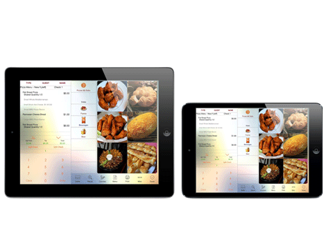 Aldelo iPad POS from ACT-POS Gold Partner